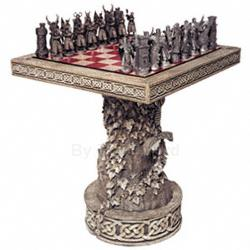 Chess Table Display Base MECE014