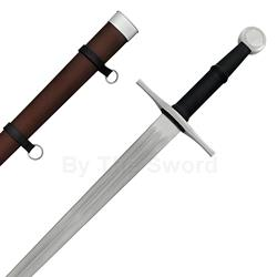 Practical Hand and a Half Sword from Hanwei SH2106